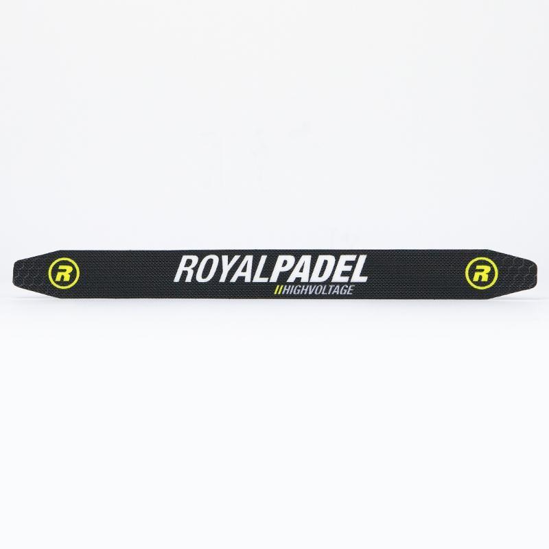 Protector Royal Padel Highvoltage Negro Amarillo
