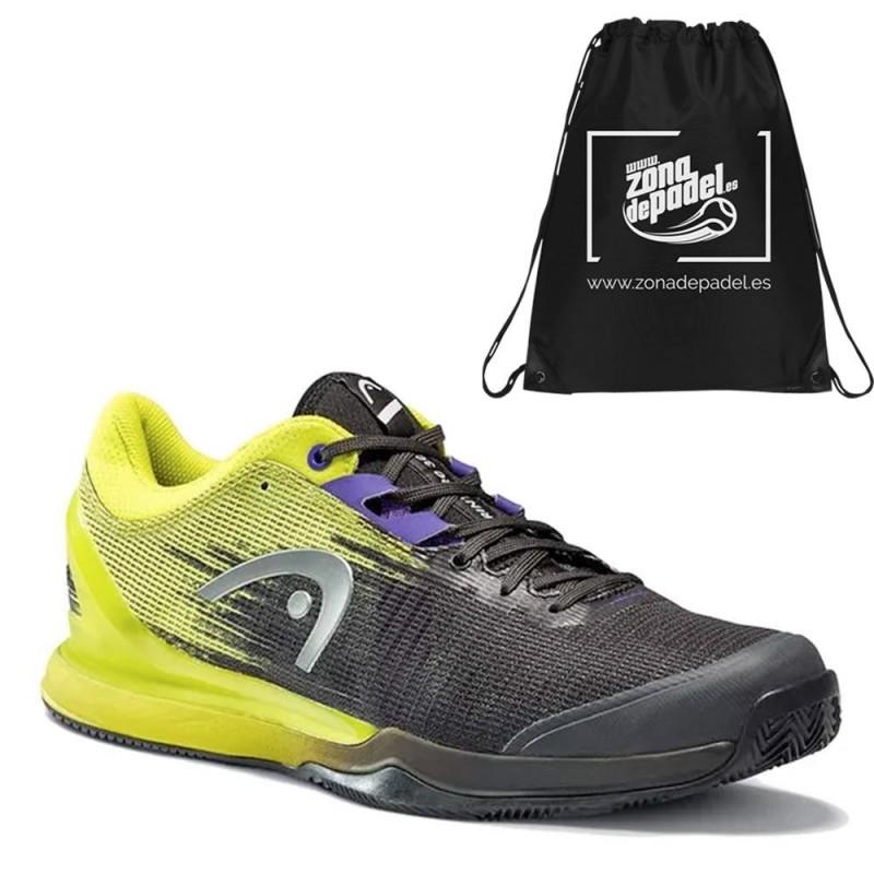 Zapatillas Head Sprint Pro 3.0 LTD Clay Men PULI 2021