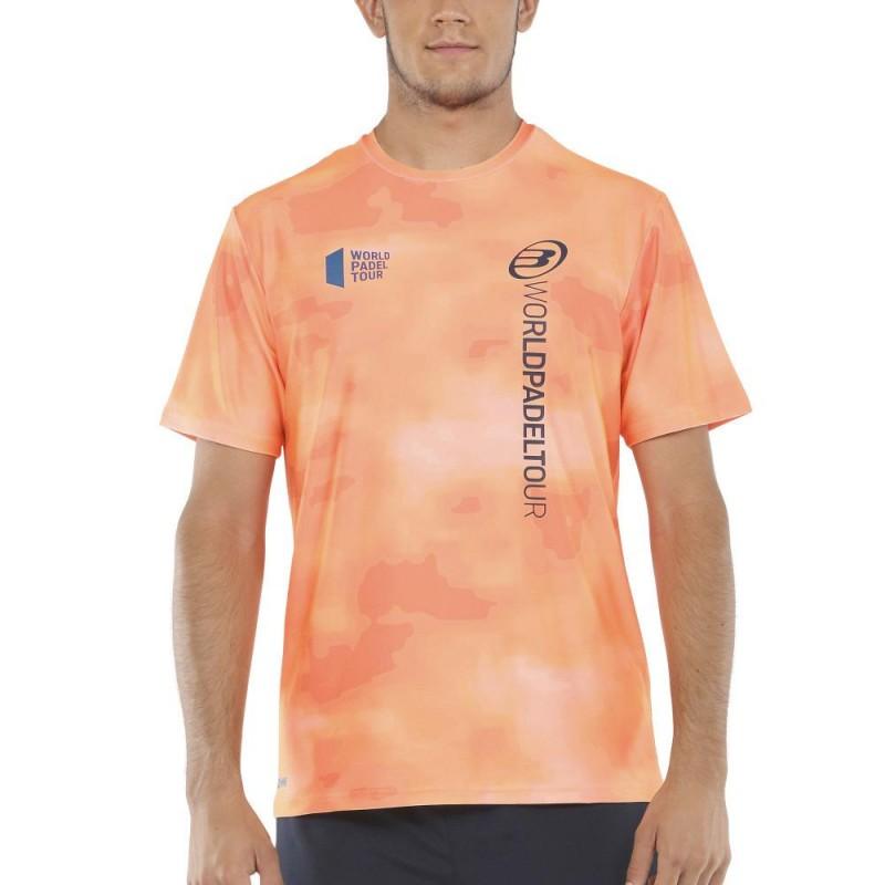 Camiseta Bullpadel Vaupes Naranja