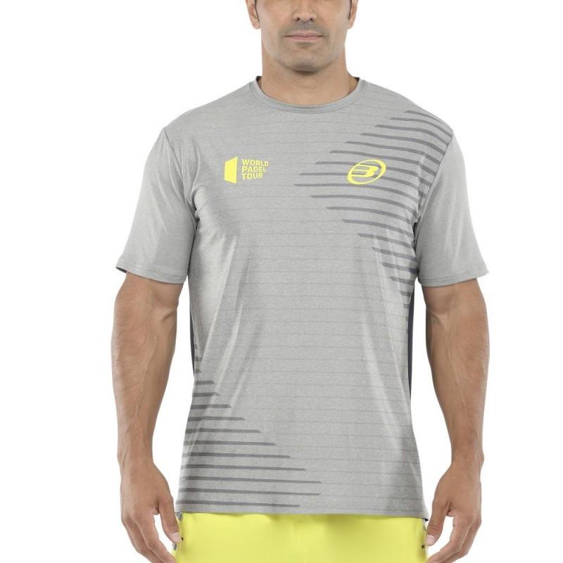 Camiseta Bullpadel Vigia Gris Medio Vigore