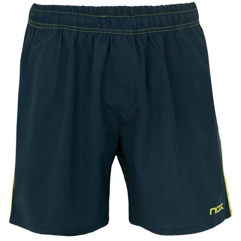Pantalon Nox Pro Azul Logo Lima