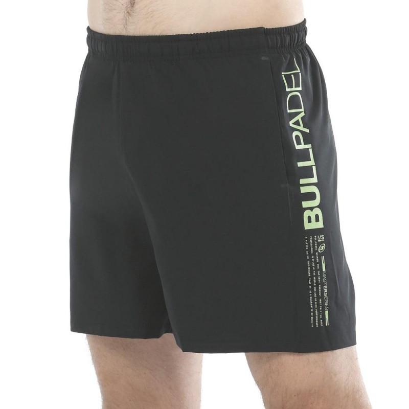 Pantalon Bullpadel Momil Negro