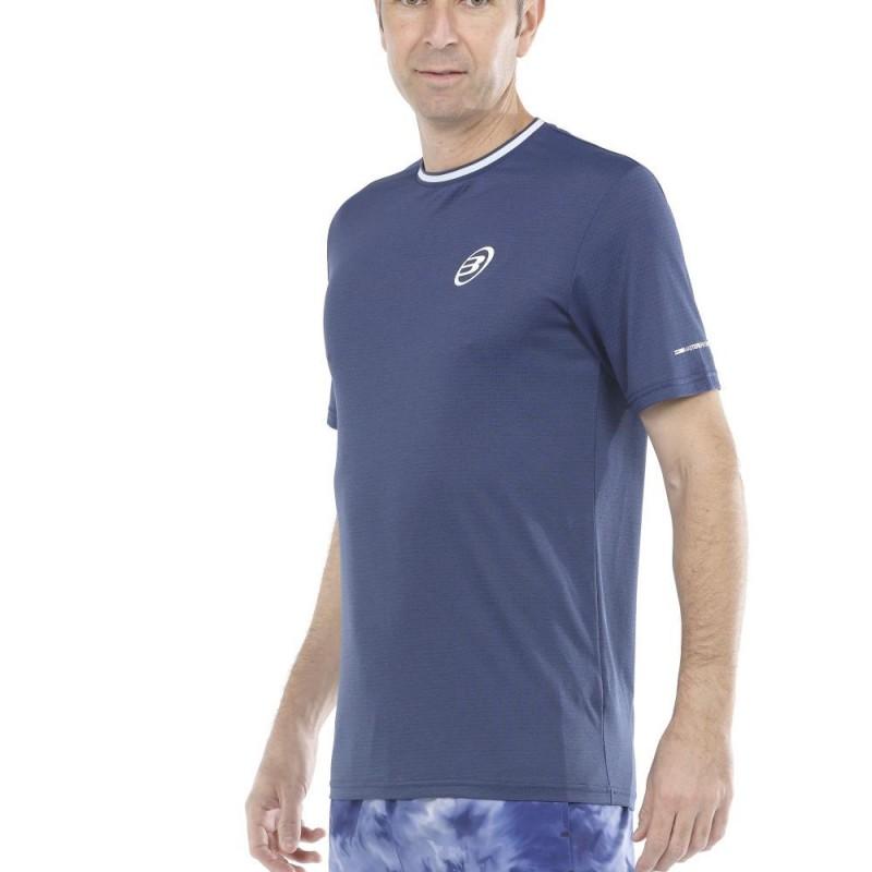 Camiseta Bullpadel Micay Azul Bicolor