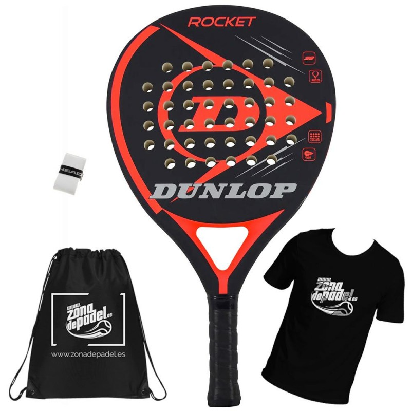 Dunlop PDL Rocket Red NH 2021