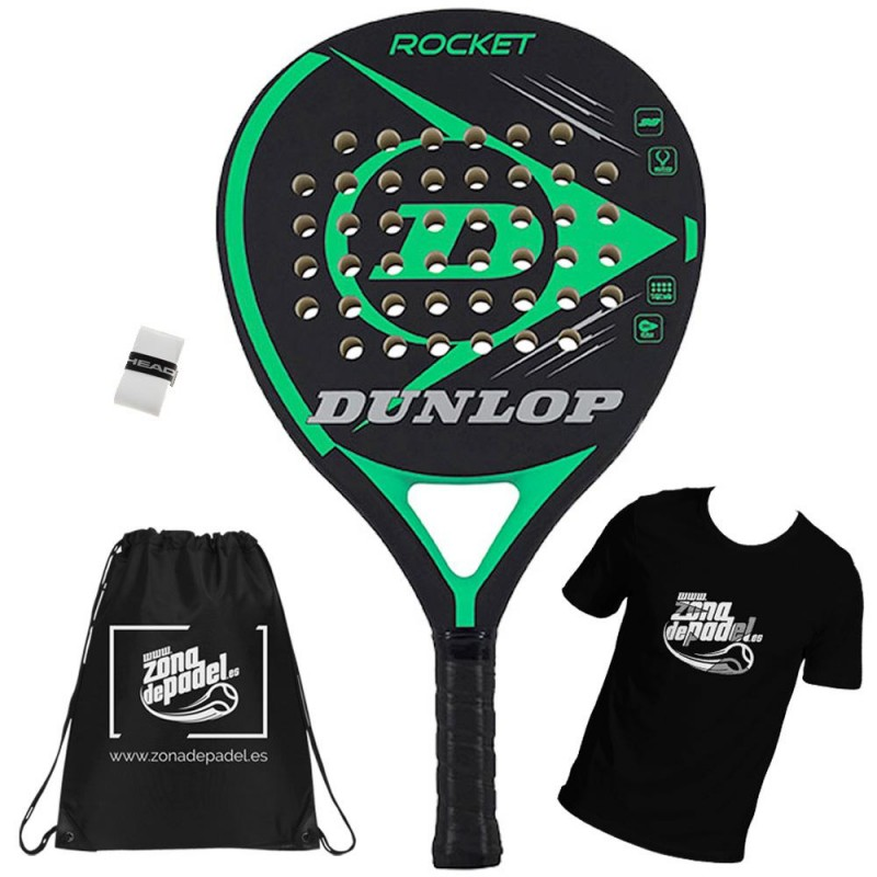 Dunlop PDL Rocket Green NH 2021