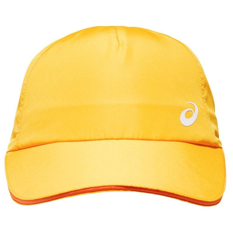 Gorra Asics PF Cap Tiger Yellow