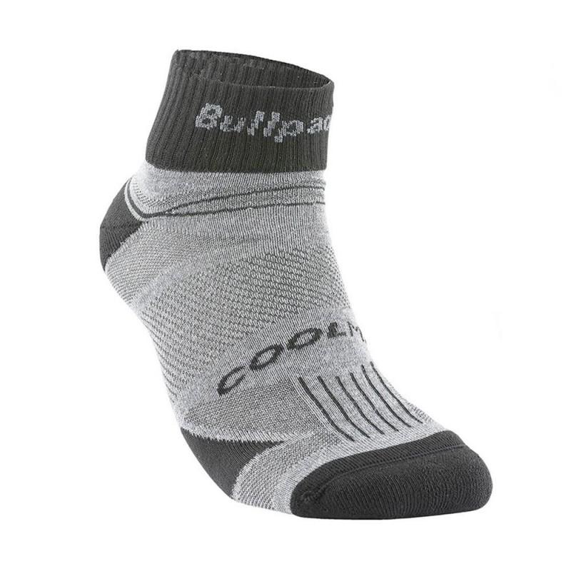 Calcetines Bullpadel Corto BP2108 Grises