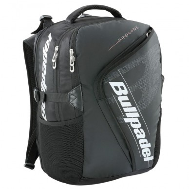 BullpadelMochila Bullpadel BPM-21003 Pro Back Negra