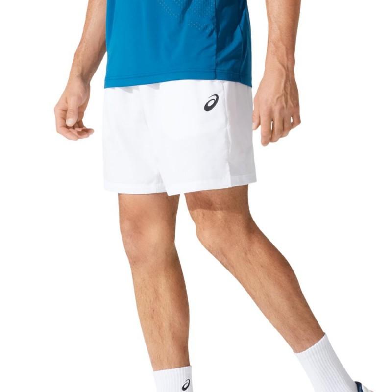 Pantalon Asics Court M 7IN Brilliant White