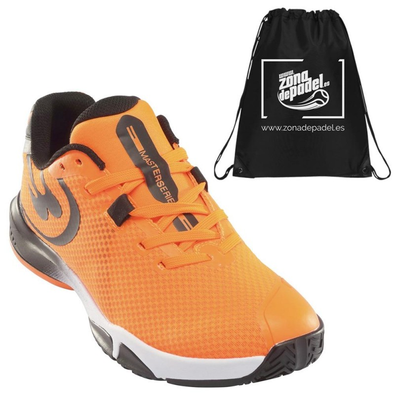 Zapatillas Bullpadel Vertex Hybrid Fly 21V Naranja