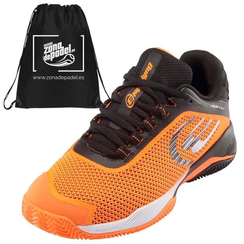 Zapatillas Bullpadel Vertex Grip 21 Naranja