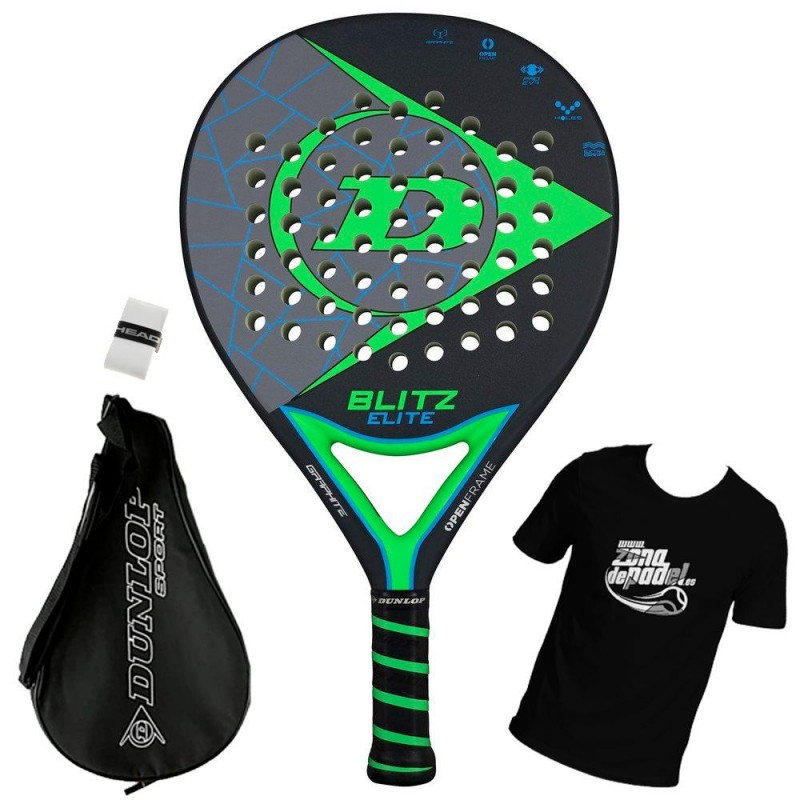 Dunlop Blitz Elite Green