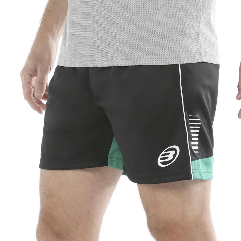 Pantalon Bullpadel Caldas Negro