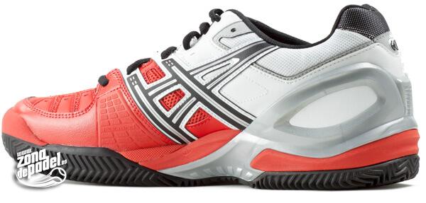 Review, Opinión zapatillas de pádel ASICS Gel Padel Profesional SG