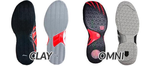Ventajas de las zapatillas de pádel con suela Clay