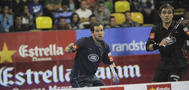 WPT Bilbao, los número 1 derrotan a Lima-Mieres pese a los problemas físicos de Bela