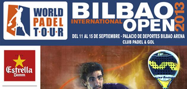 Comienza el World Padel Tour Bilbao