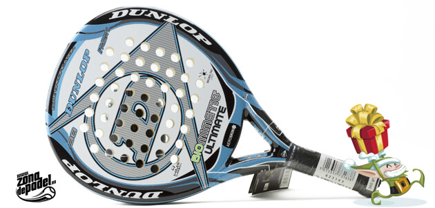 La pala perfecta para regalar estas navidades: Dunlop Biomimetic