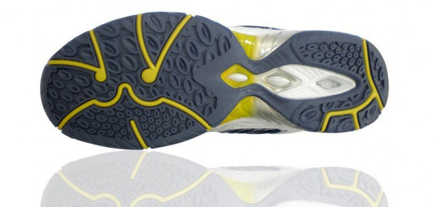 La importancia de elegir una buena zapatilla de pádel: suela Omni