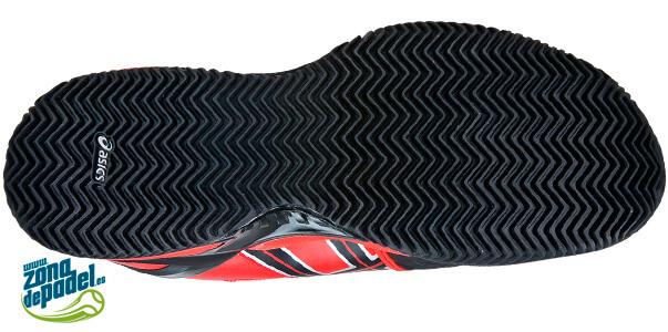 La importancia de elegir una buena zapatilla de pádel: suela espiga