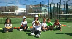 Enseñanza de pádel en jugadores jóvenes