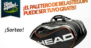 Gana el paletero de Fernando Belasteguin