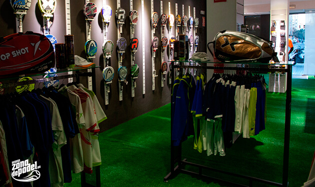 Zona de Padel abre tienda de padel en Valencia Campanar