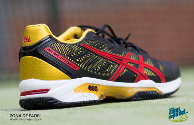 asics gel clay padel