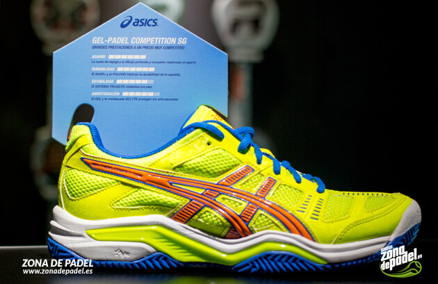 asics gel competition