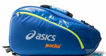 Asics Padel Bag, el nuevo paletero de la multinacional