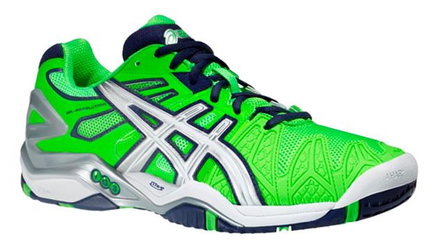 zapatillas-padel-asics-gel-resolution-2014-verdes