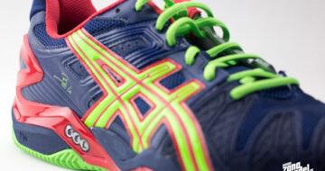 Diferencias entre las zapatillas de padel Asics