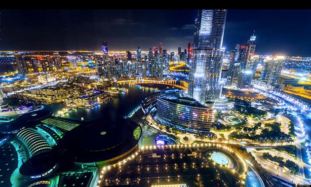 Padel en Dubai, a que se enfrentan los jugadores