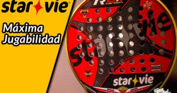 Star Vie R81, la pala de las estrellas