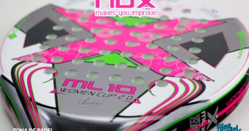 Review Nox ML10 Cup 2.0 2015, la pala definitiva para mujer