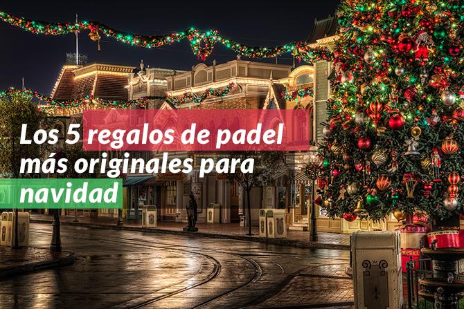 Los 5 regalos de p del m s originales para navidad zona de padel - Los regalos mas originales ...