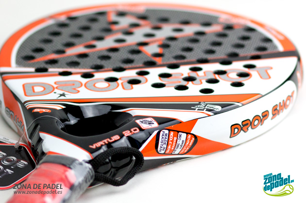 Review Pala Drop Shot Virtus 2.0