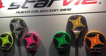 Nuevas palas Star Vie 2015 con Aluminio, #bestar!