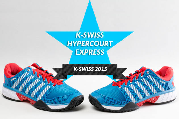 Review Zapatillas Kswiss Hypercourt Express, Hombre y mujer
