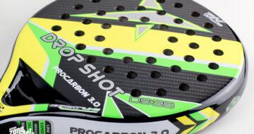 Review Pala Drop Shot Pro Carbon 3.0