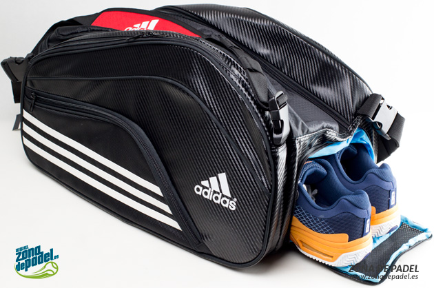 Paletero Zona Black De Review Power Padel Bag Adidas nwv0mN8
