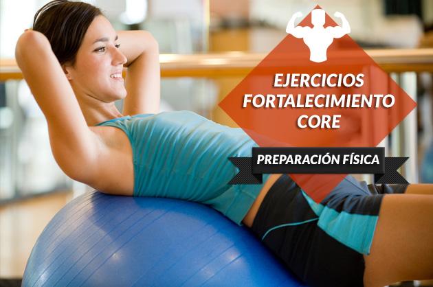 Importancia y ejercicios para el fortalecimiento del core en el pádel