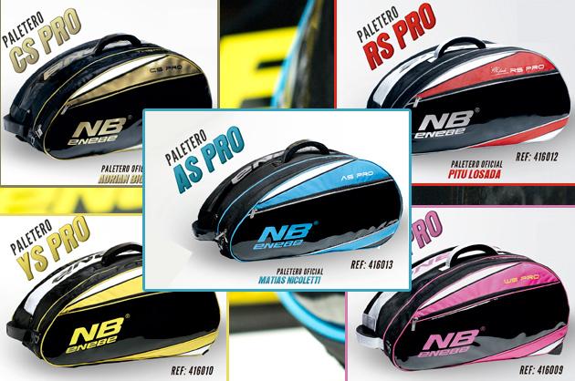Colección de paleteros NB 2015