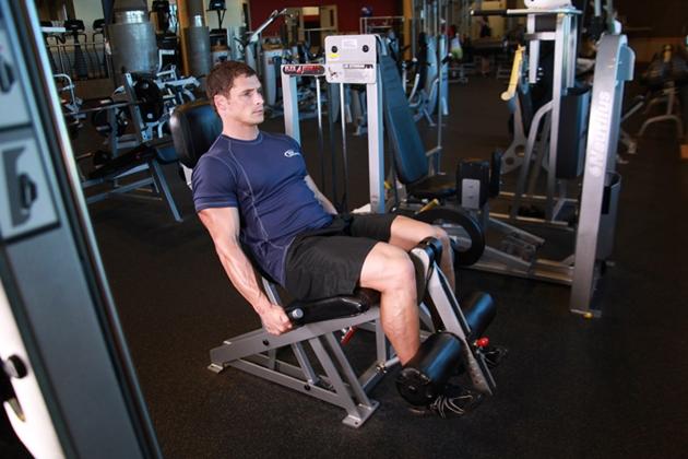extension de rodilla