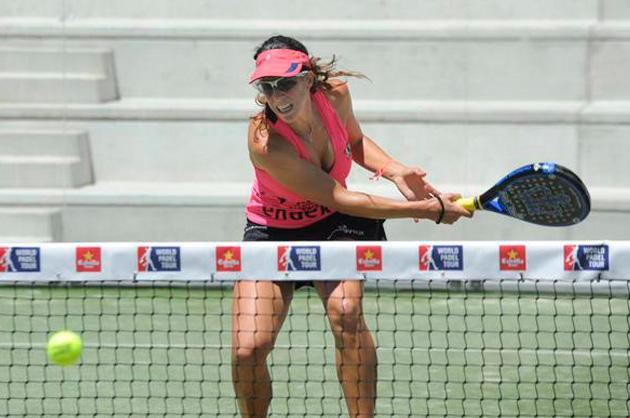 Marta Marrero: del tenis al pádel