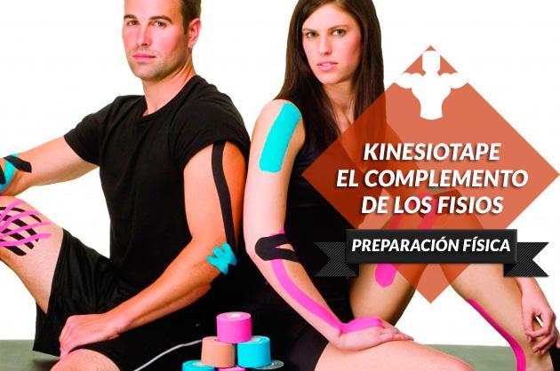 Beneficios del kinesiotape para las lesiones