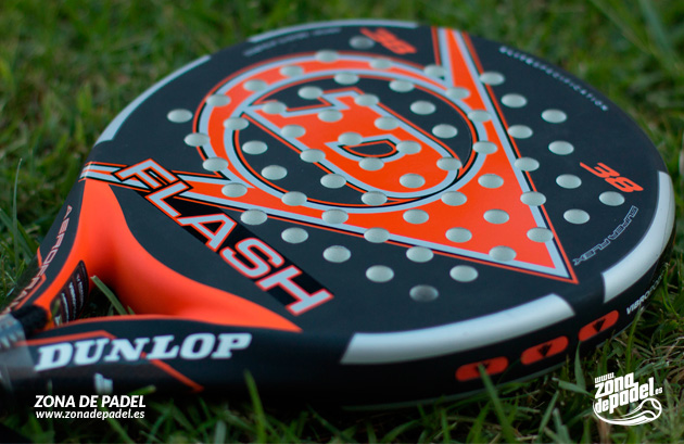 REVIEW Colección Palas Dunlop Flash