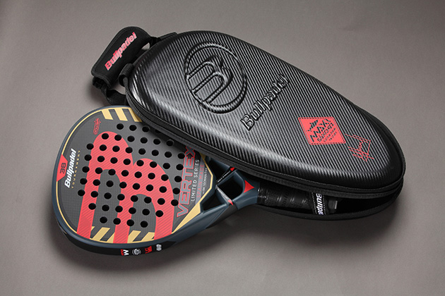 REVIEW Pala de pádel Bullpadel Vertex Limited Edition