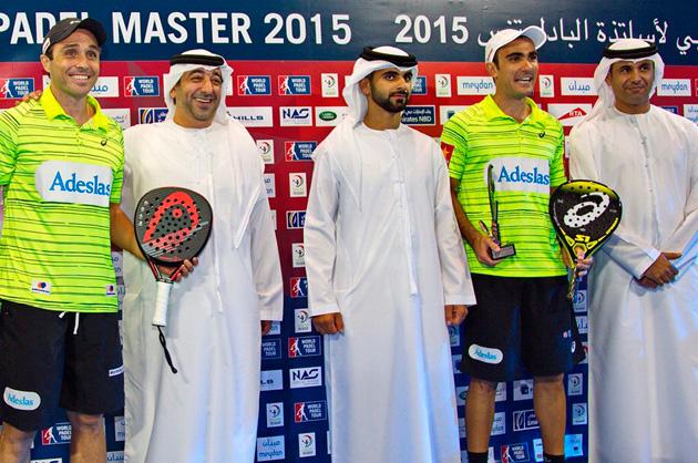 Resumen World Padel Tour Dubai 2015