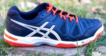 Video Review Zapatillas Asics Gel Game 5 2016